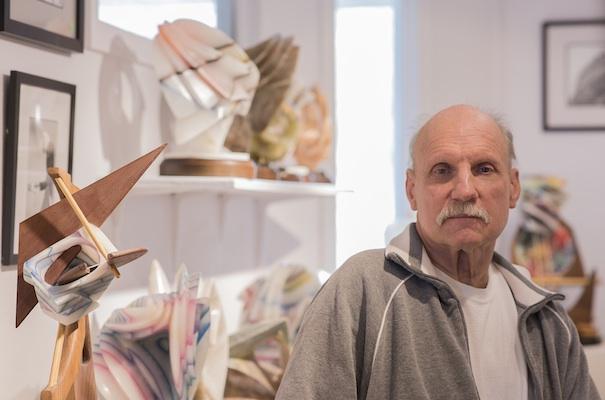 Brian Grossman - Sculptor