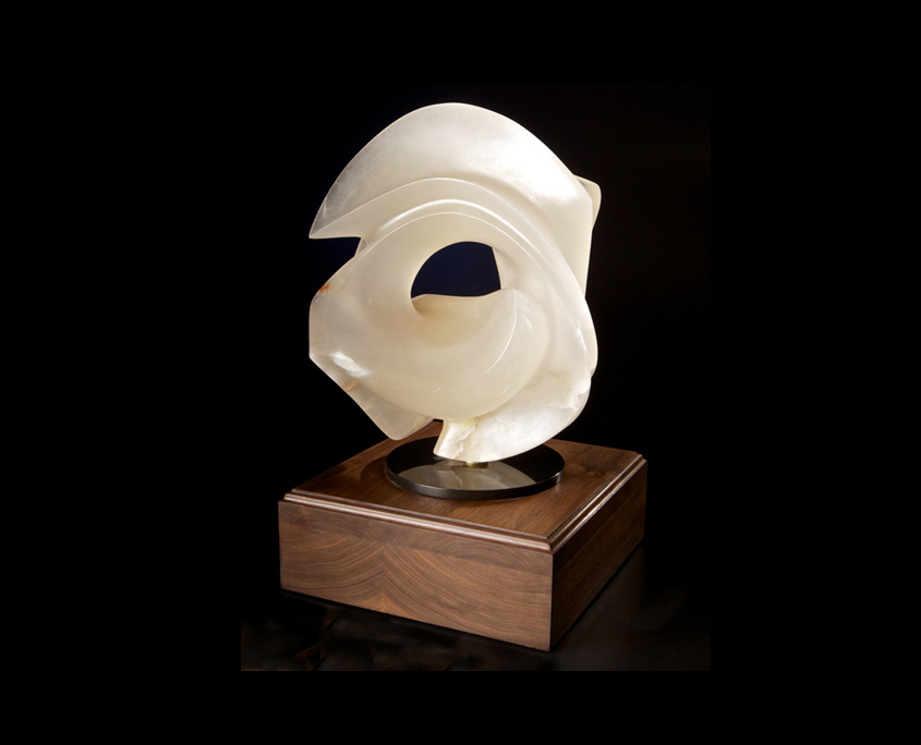 Sculpture - Heart of Stone - Italian Alabaster